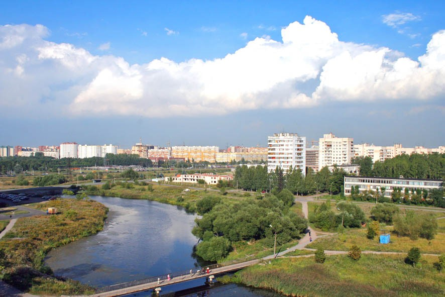 Фотосессия в красносельском районе спб
